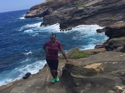 Seeing the sites in Oahu