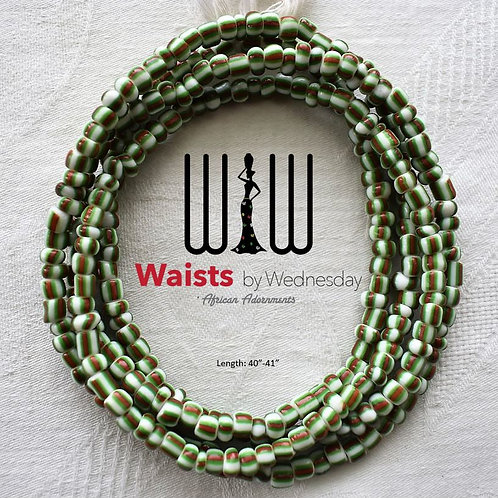 Camo Traditions African Waist Beads