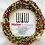 Thumbnail: 3 Strand African Glow Waist Beads