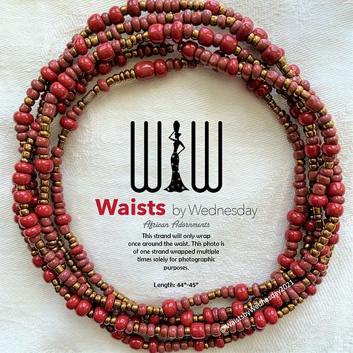 Shades of Beauty African Waist Beads