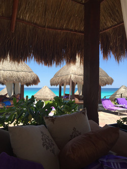 View from the Palapa
