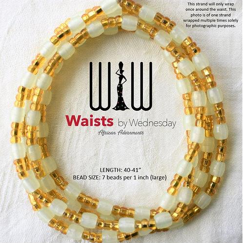 Queen Glow African Waist Beads