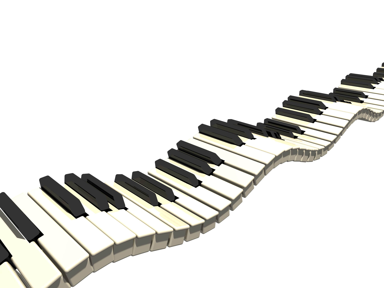 wavy piano