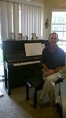 Irving TX piano scott frock