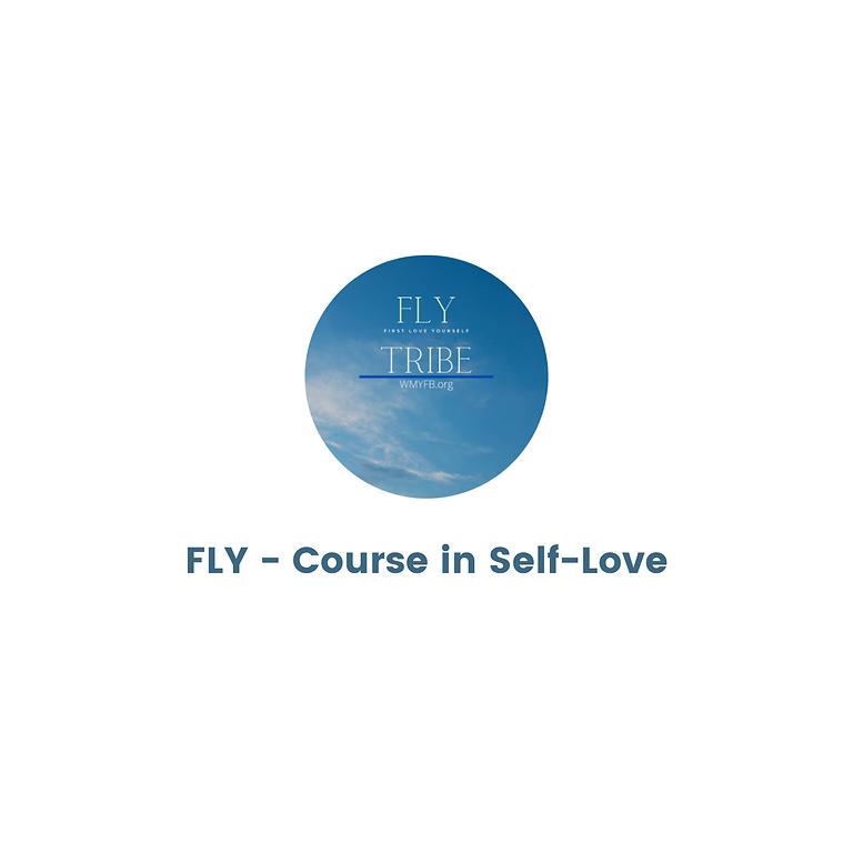 F.L.Y- 3 Day Self-Love Virtual Retreat