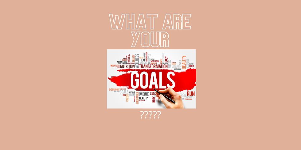 Setting Personal Goals -Active Workshop