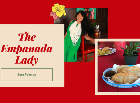 Who is The Empanada Lady?