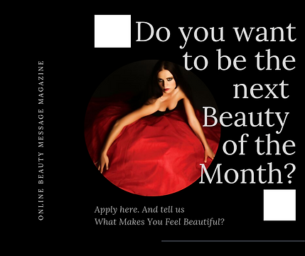 Are you the next Beauty of the Month (1)