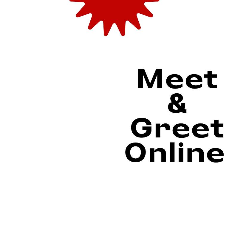 New Member & Volunteer -Meet and Greet