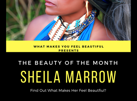 The BEAUTY OF THE MONTH is back!