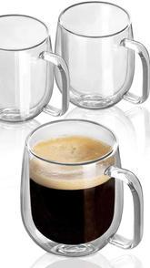 Clear Coffee Mugs