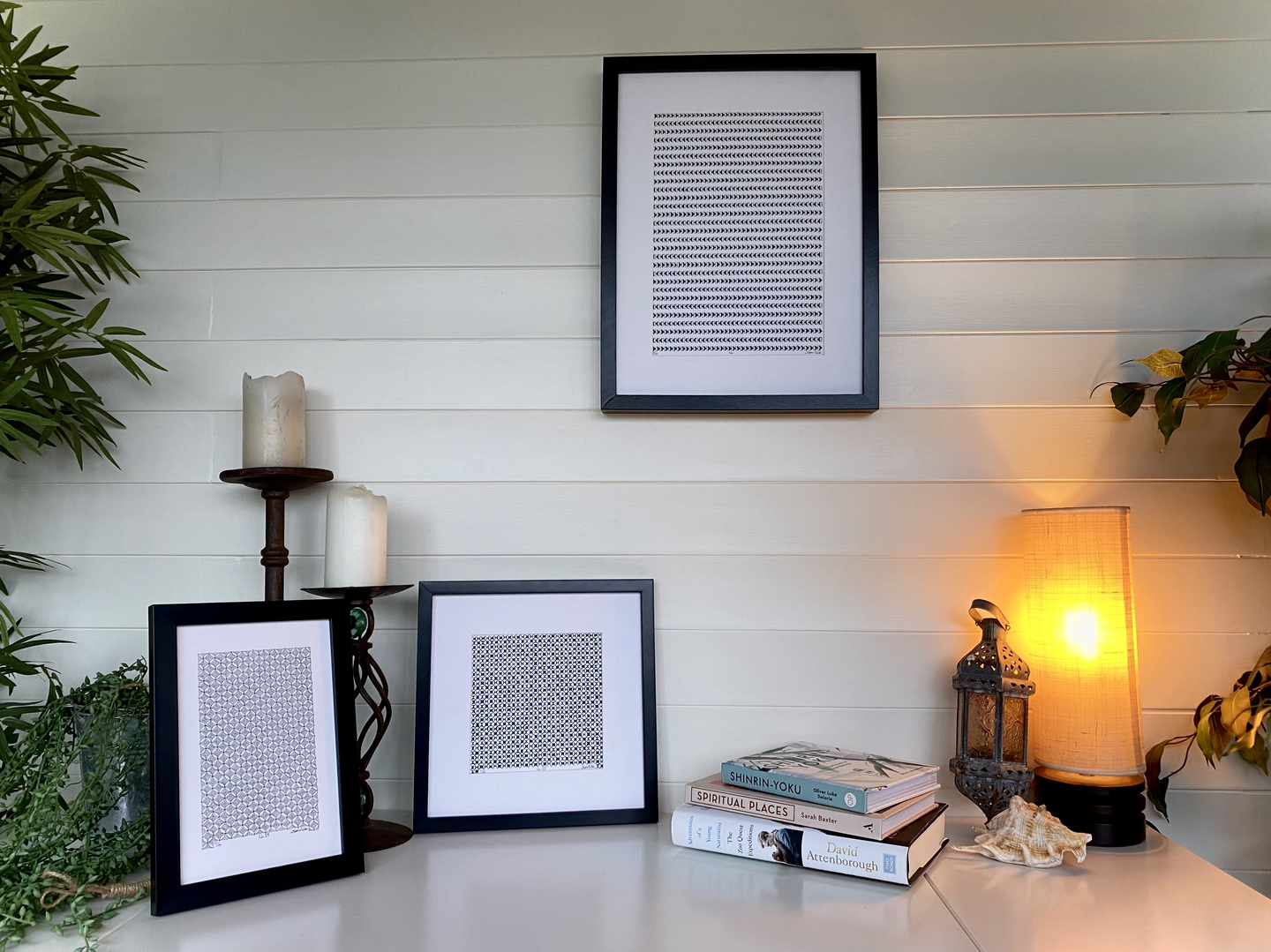 Dandan Design - Framed Wall Art