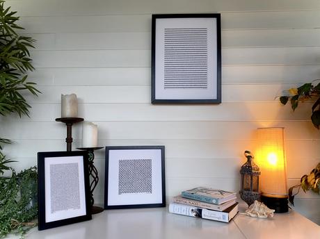 Dandan Design - Framed Wall Art