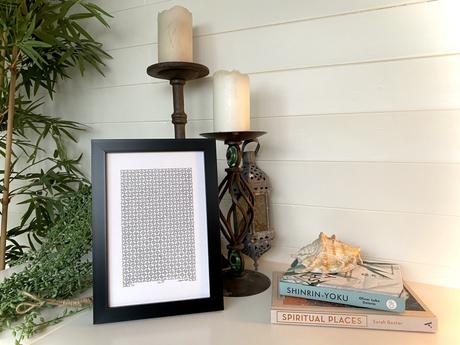 Dandan Design - Small Framed Wall Art