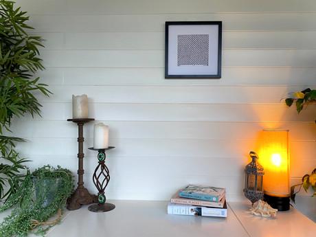 Dandan Design - Square Framed Wall Art