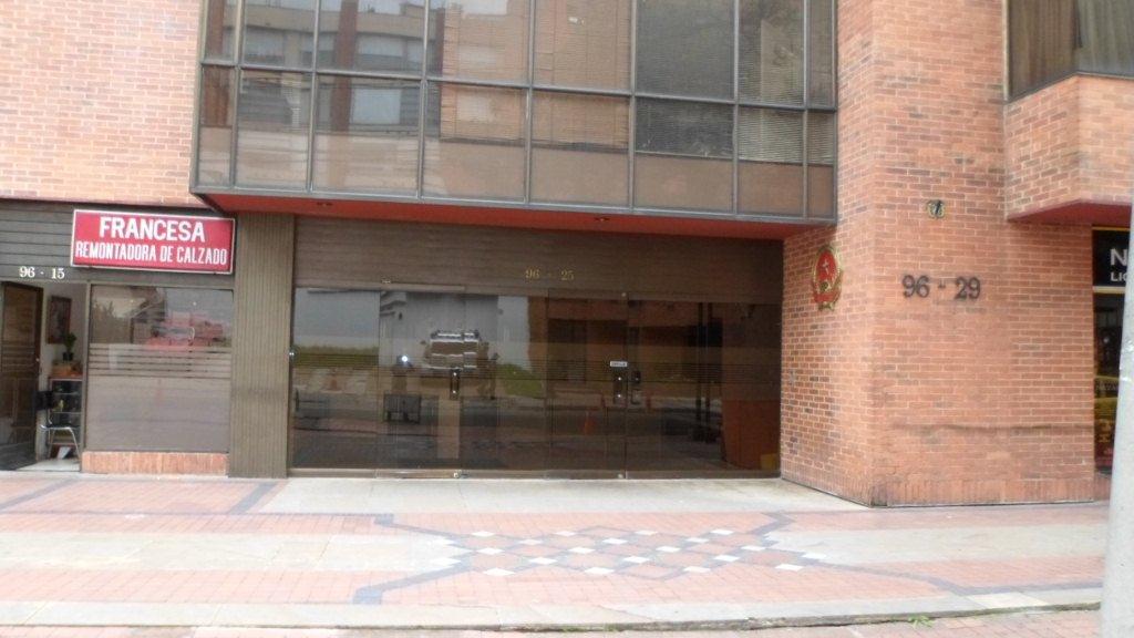Entrada del Edificio 2