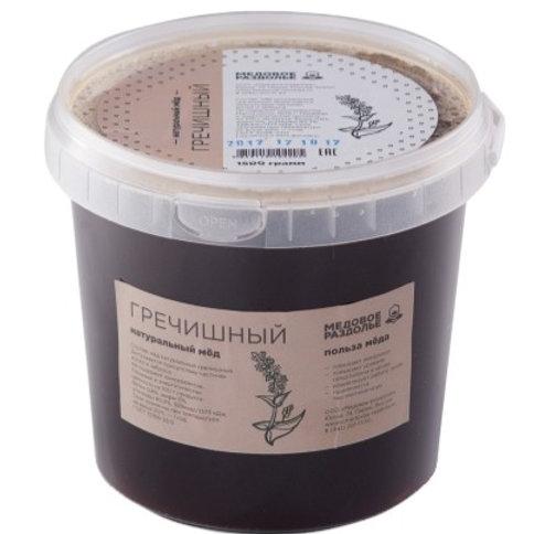 Мёд гречишный 1,5кг