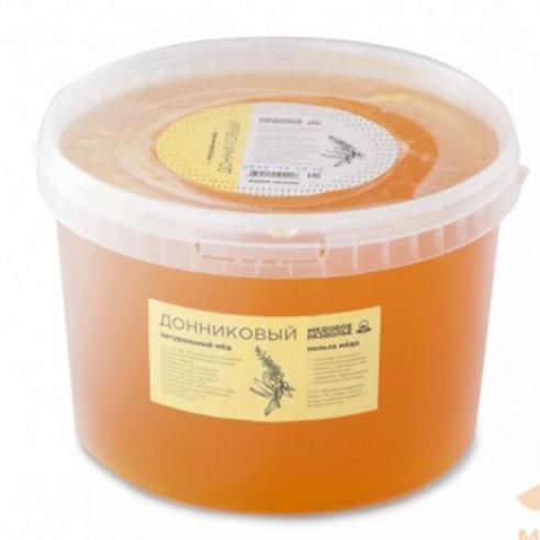 Мёд донниковый 4,5кг