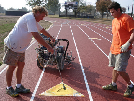 Track Striping - Costly Errors