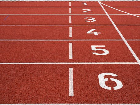 Painting your Finish Line