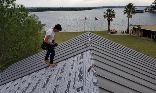 Ridgely Roofing