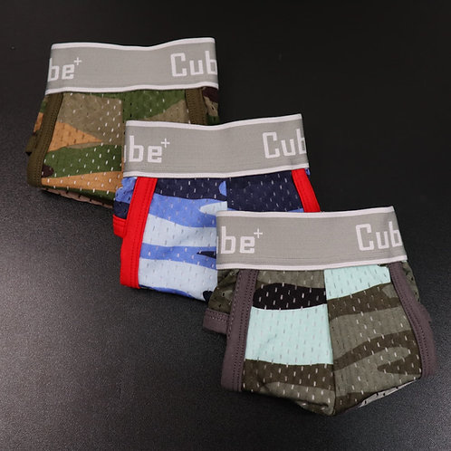MM6 Brief - 迷彩囊袋三角褲