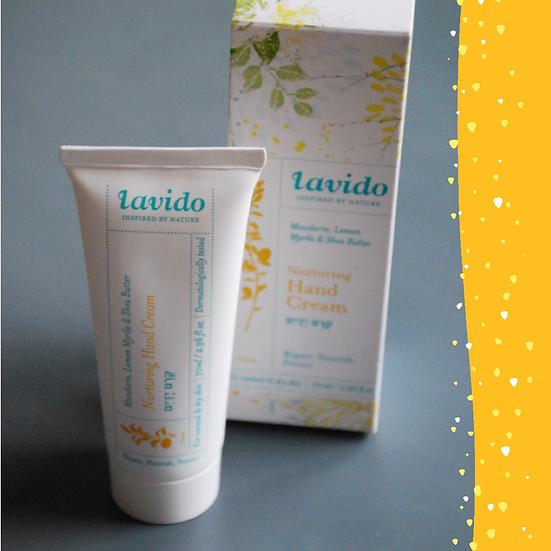 Lavido Nurturing Hand Cream