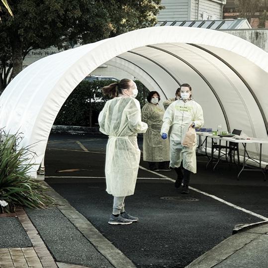 SmartShelters Emergency Structures Flyer