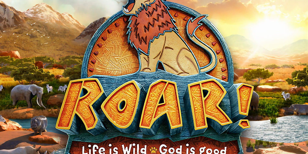 VBS 2019!!! July 22nd-26th (6-8 PM every night)