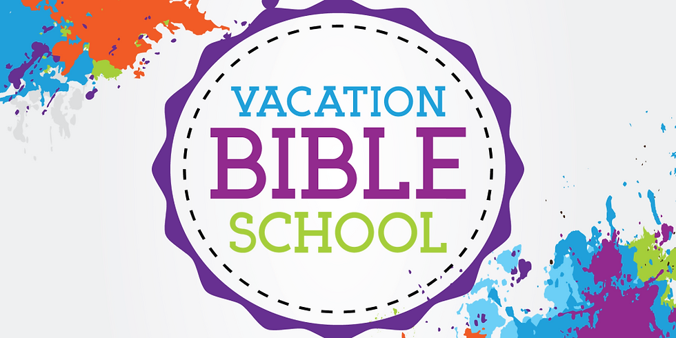 Vacation Bible School (Aug. 2nd-5th)