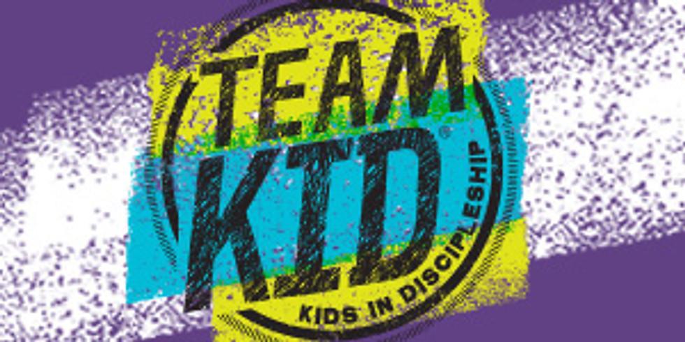 New Children's Program Kickoff!