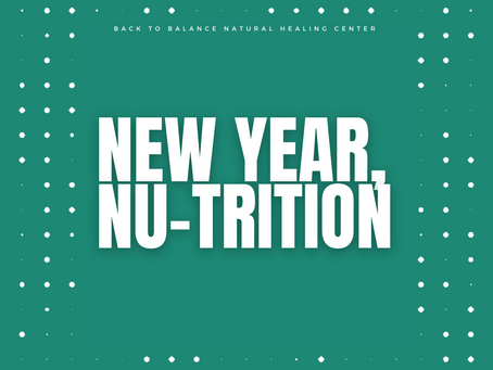 New Year, Nu-trition!