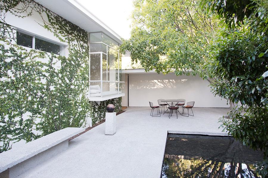 Concrete Porch