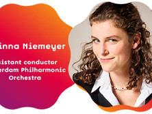 Assistant Conductor of the Rotterdam Philharmonic Orchestra