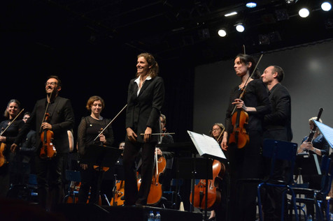 Inaugural Concert of a new professional orchestra in Epinal!