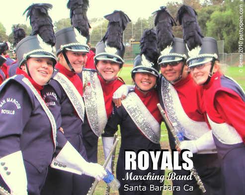Royals Marching Band
