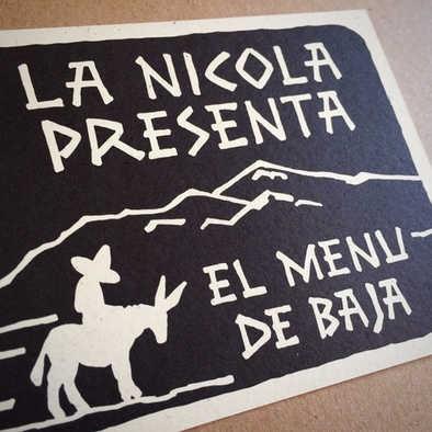 LA Nicola Larry Nicola