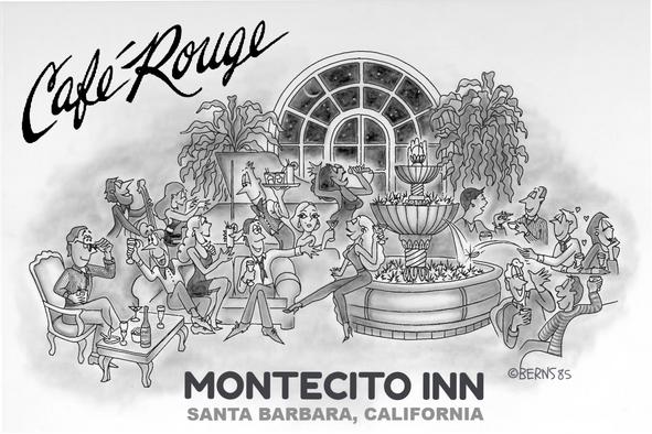 Montecito Inn Cafe Rouge