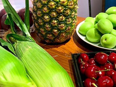 【初夏の食材】夏限定フルーツと野菜を入荷!新作を予想します!
