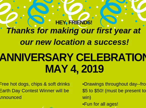 ReStore Anniversary Celebration May 4