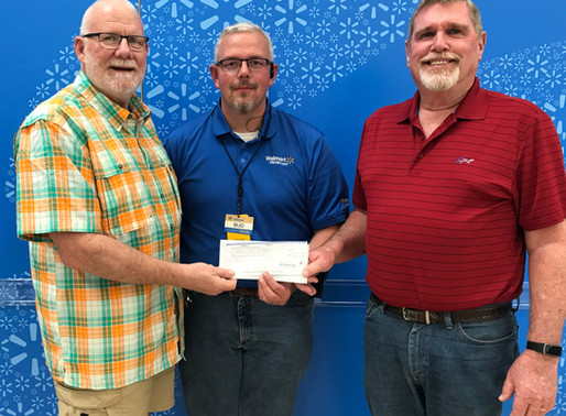 Walmart Community Grant Program Donates to Rhapsody and Habitat