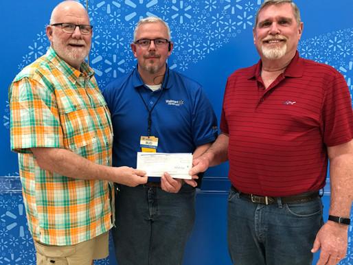 Walmart Community Grant Program Donates to Rhapsody and Habitat