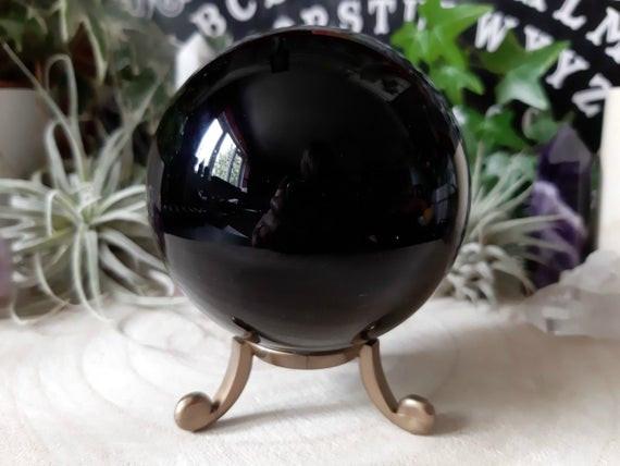 Bola de obsidiana