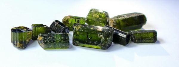 turmalina verde signficado