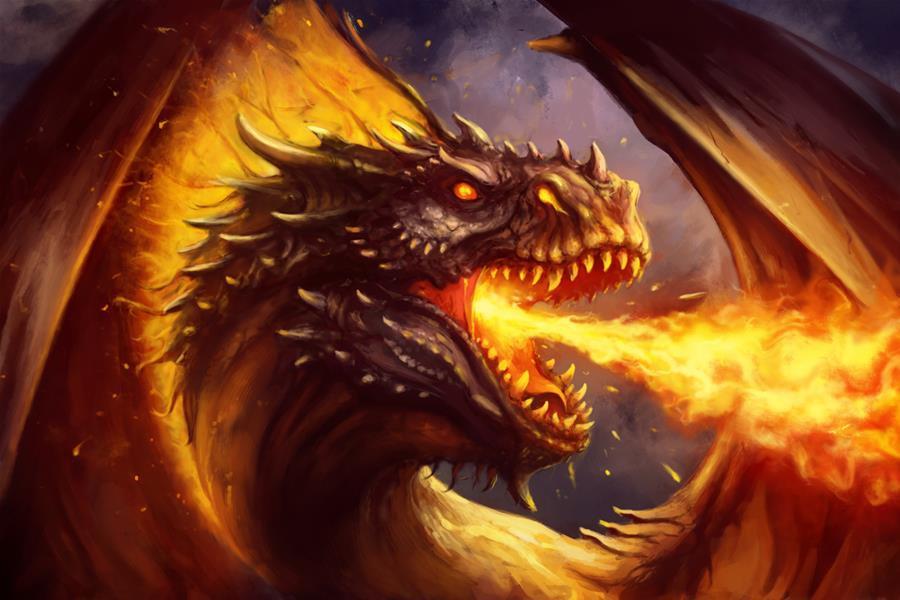 Fogo do dragão: necessidade de controlar nossas próprias paixões