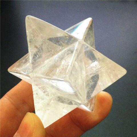 quartzo transparente