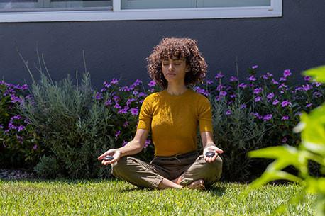 Meditação com Hematita
