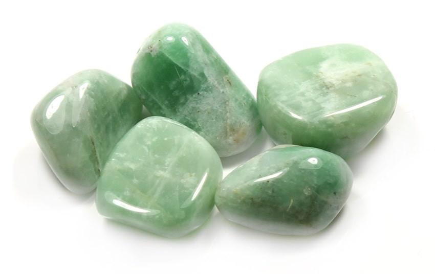 Pedra da lua verde