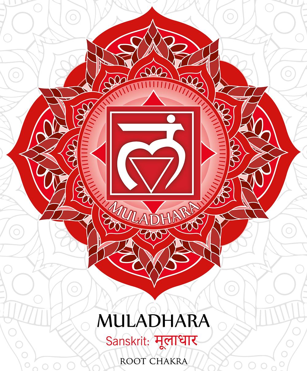 Muladhara: o Chakra da Raiz