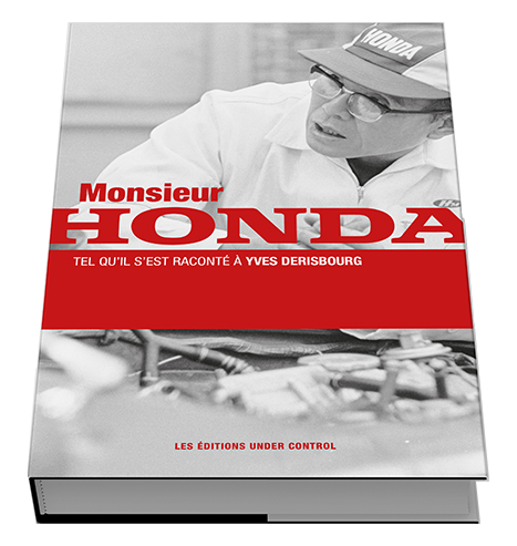 Monsieur Honda - Version ebook